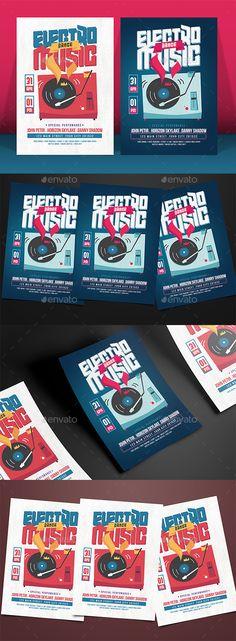 EDM Music Party