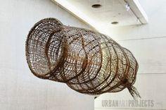 Fish Trap Sculptures