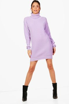 50 Best Clothing-Purple-Sweaterdresses images in 2019  cd36e6699