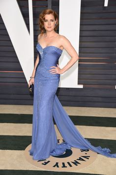 Amy Adams. See what all the stars wore to the Academy Awards' biggest after party.