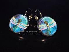 Ellys Shop: Cercei imagine libelula Drop Earrings, Shopping, Jewelry, Jewlery, Jewels, Jewerly, Jewelery, Chandelier Earrings, Accessories