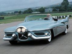 1951 Buick LeSabre concept retro custom  r wallpaper background