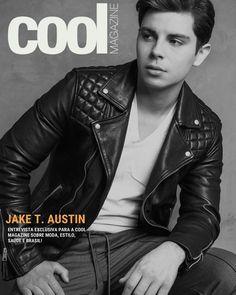 Jake T, Cool Magazine, Leather Jacket, Fashion, Interview, Studded Leather Jacket, Moda, Leather Jackets, Fashion Styles
