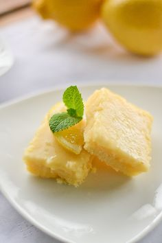 Lemon Brownies  (use a little less flour, possibly another egg, less butter)
