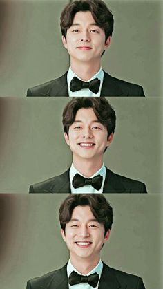 Gong Yoo in Goblin. a handsome groom ^_^ Hot Korean Guys, Korean Men, Asian Actors, Korean Actors, Goblin The Lonely And Great God, Pout Face, Goblin Korean Drama, Goblin Gong Yoo, Yoo Gong