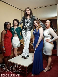 Steven Tyler Talks Past Addiction and New Charity Steven Tyler, Liv Tyler, Sober Celebrities, Joe Perry, Three Daughters, Aerosmith, Christina Aguilera, Special Guest, Charity