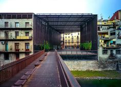 <p>La Lira Theater Public Open Space, 2011, Ripoll, Girona, Spain In collaboration with J. Puigcorbé.</p>