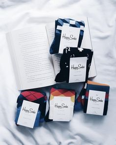 Read all about it!   @thebookishfanboy #HappySocks #HappinessEverywhere