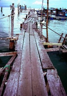 Fisherman Village, Penang, Malaysia