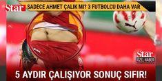 Galatasaray'da sorun 'göbekli' futbolcular...: Ziraat Türkiye Kupası yarı final maçında Akhisarspor'a attığı golden sonra fizik yapısıyla sosyal medyada bir hayli konu olan Ahmet Çalık'tan sonra özellikle Feghouli'nin de son durumu taraftarları isyan ettirdi.