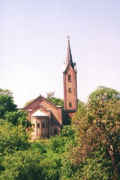 Rychliki - kościół.