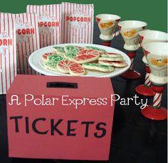 A Polar Express Party