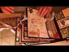 A christmas mini album 'frozen forest' - YouTube                                                                                                                                                                                 More