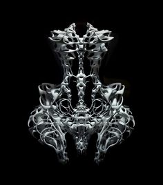 Iris van Herpen's unconventional, boundary pushing, stunning work is on exhibit through 9/24 at the Groninger Museum. Member of Chambre Syndicale de la Haute Couture.
