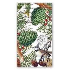 Spruce Hostess Napkins #housewarminggifts #hostessgifts #lavenderfields