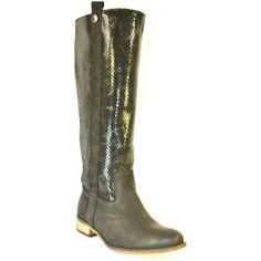 9c44242cc46a Topánky Ženy Čižmy do mesta Karino DÁMSKE ČIERNE KOŽENÉ JARNÉ ČIŽMY MEGHAN  čierna Kovbojské Boty