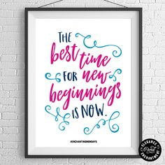 Preview - Enchanting Mondays Printable Library All Is Lost, Thankful Heart, Inspirational Message, New Beginnings, Mondays, Great Quotes, Motivational Quotes, Printables, Messages