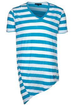 CLAUDE - T-Shirts basic - Blauw
