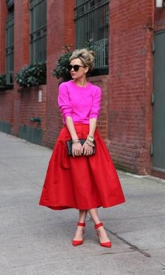 Trendencias - Looks para Nochevieja: tu noche ha de ser de mil colores