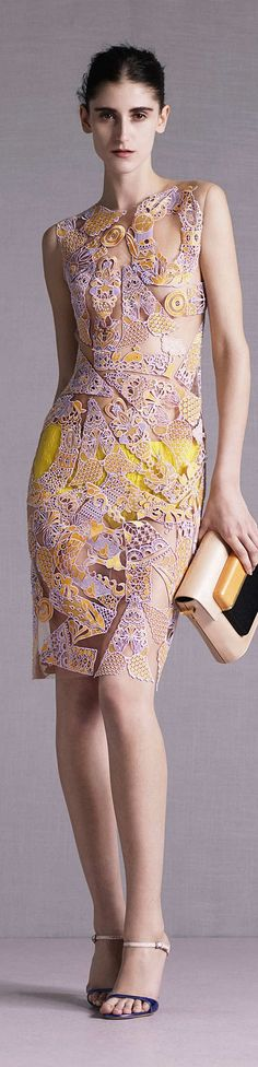 Mary Katrantzou Collection Resort 2016 | The House of Beccaria~