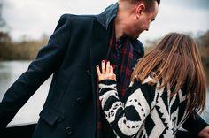 Matt & Rachel's winter engagement photos | Mustard Yellow Photography
