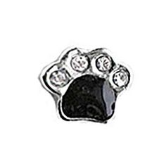 CRYSTAL PAW / ANIMALS Fashion-savvy dog lovers everywhere can rejoice over this sparkly crystal paw. Add it to your Living Locket to display your love for your four legged friend. Origami Owl Necklace, Origami Owl Charms, Origami Owl Lockets, Personalized Charms, Custom Jewelry Design, Animal Fashion, Charm Jewelry, Jewlery, Jewelry Companies
