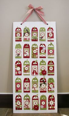 Advent Calendar! @Brooke Erchinger and @Jessica Watson can we make this PLEASE?!