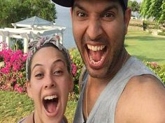 Yuvraj and Hazel to get married in December?