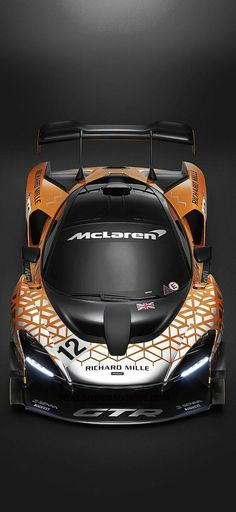 WOW What A Car - 2019 McLaren Senna GTR
