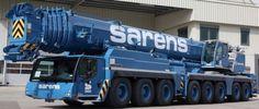 450t Liebherr for Sarens Australia