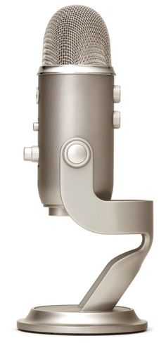 Blue Microphones Yeti USB Microphone - Platinum Edition