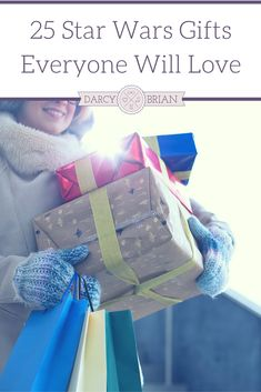 Check out this list of Star Wars Gifts everyone will love! These are fun geeky Sci-Fi ideas that every Storm Trooper and Han, Luke, or Leia fan will love. My the Force be with you as you shop for Christmas, birthday, and other holiday presents. Christmas Presents For Friends, Holiday Gifts, Christmas Ideas, Holiday Fun, Holiday Ideas, Easy Homemade Gifts, Star Wars Gifts, Geek Fashion, Family Traditions