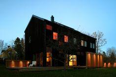 Wåhlin Arkitekter AB | Villa Uttringe