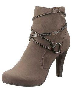 Freemans - Tamaris High Heel Ankle Boots