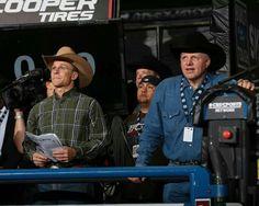 Ty Murray and Cody Lambert Cody Lambert, Ty Murray, Professional Bull Riders, Cowboy Up, Bull Riding, Rodeo, 8 Seconds, Dads, Athletes