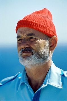 Bill Murray - Zissou - La vie aquatique