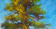 'Beauty Lives Again'   12x24    pastel   ©Karen Margulis  click here to purchase $225    It's all about getting the shape corr...
