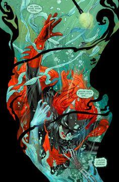 Batwoman #3 pg.1 - J.H. Williams III