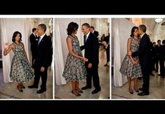 President Barack Obama and his wife First Lady Michelle Obama Mode Michelle Obama, Michelle Obama Fashion, Barack And Michelle, First Black President, Mr President, Black Presidents, Greatest Presidents, Obama Photographer, Socialism