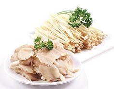 Nấm bào ngư được xem là loại rau sạch có dinh dưỡng cao