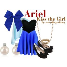 """Ariel- Kiss the Girl"""