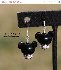 For the Love of Mickey Mouse Disney Inspired by chuckhljal on Etsy, $30.00
