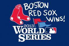 Boston Red Sox Wins World Series ❤ Cartoon Daily Cartoons, 2013 World Series, Boston Strong, Boston Red Sox