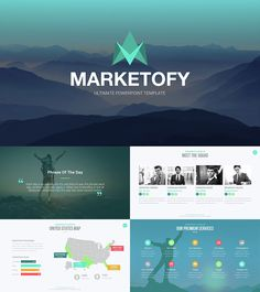 Simple and clean powerpoint template free ppt theme free ppt powerpoint vs keynote vs google slides what is the best presentation software toneelgroepblik Images