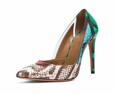 Aquazzura pumps via @Alexandra M What Wear--- I love these