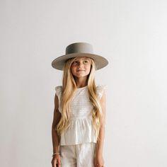 All Hats for Women Divas, Boater Hat, Trilby Hat, Black Felt, Felt Hat, Kids Hats, Brim Hat, Hats For Women, Cute Kids