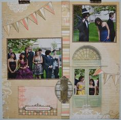Scrapbooker's Paradise Blog: NEW Playing In Paradise Challenge PPSC#6