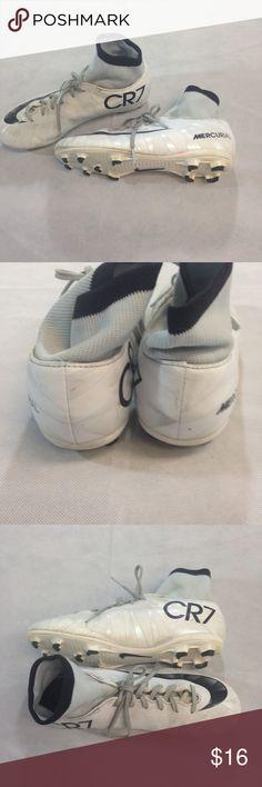 buy popular 6793d a16c8 Nike Mercurial CR7 Size 5.5 Y Soccer Cleats Boys Nike Mercurial CR7 Size  5.5 Y Soccer