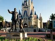 walt disney world - The Man and the Mouse
