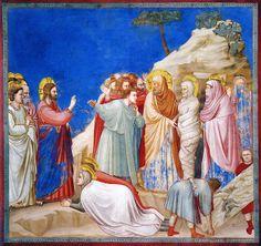 Giotto, Ressurezione